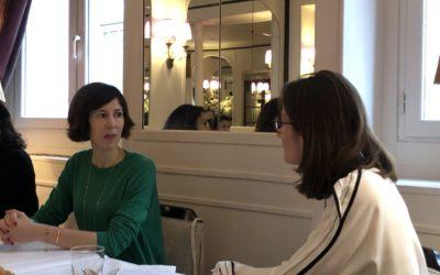 Petit-Déjeuner avec Laetitia Colombani – le 28/02/20