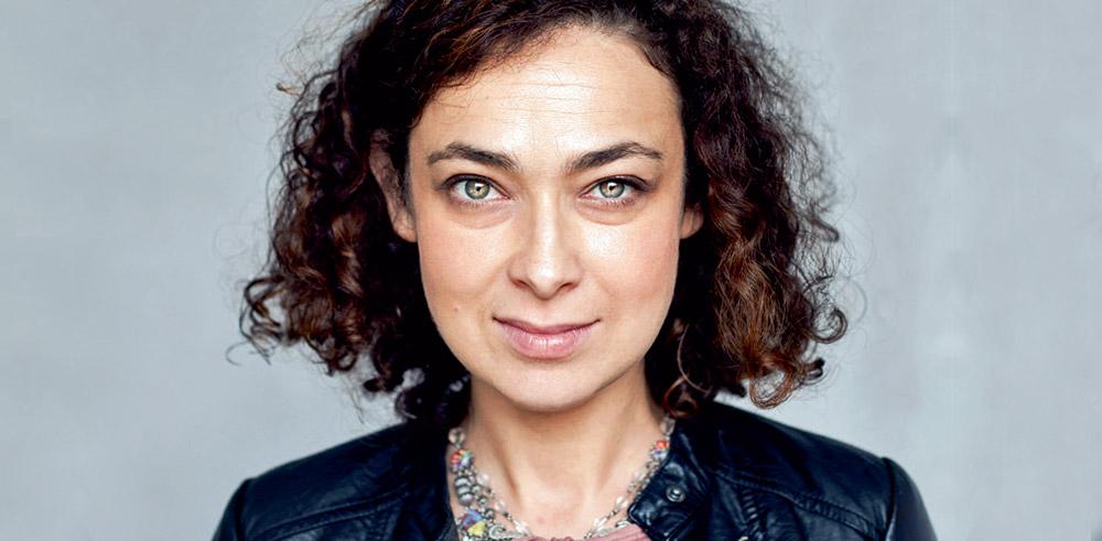 Delphine Horvilleur, rabbin et philosophe le 23 mai 2019