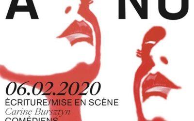 Soirée spectacle « Mises à Nu » Apollo Théâtre